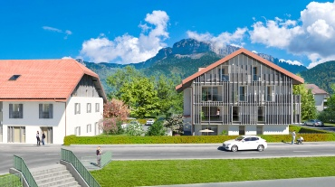 Vente  VILLAZ appartement 5 pieces, 113,48m2 habitables, a VILLAZ